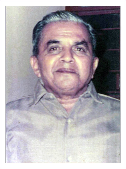 Late Prof. R.D.Athavale